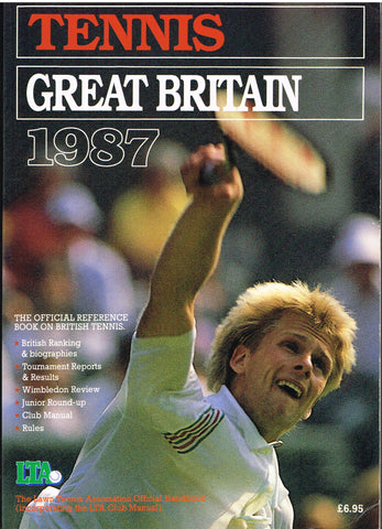 Tennis Great Britain 1987