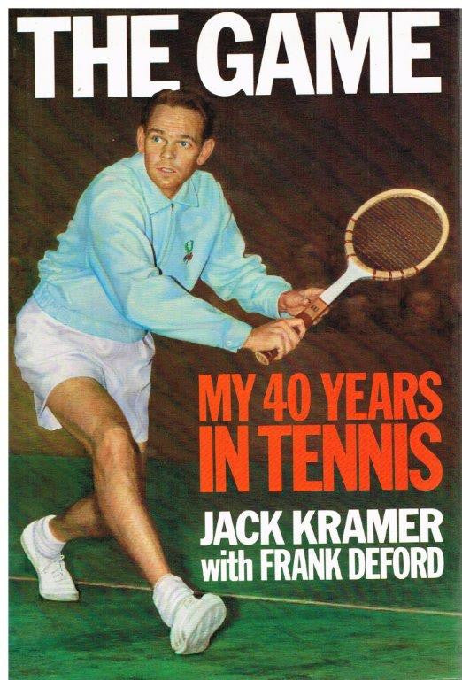 The Game - My Forty Years in Tennis