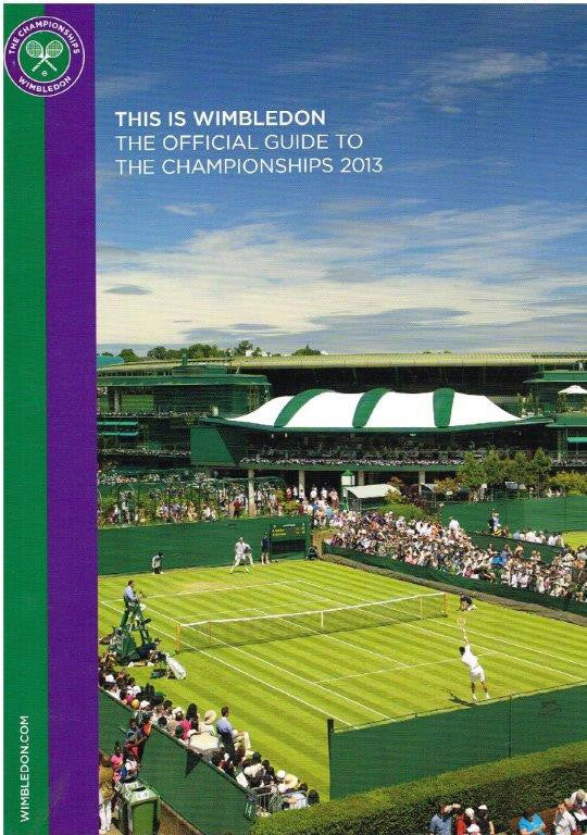 2013 This is Wimbledon