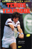 USTA Tennis Yearbook 1983