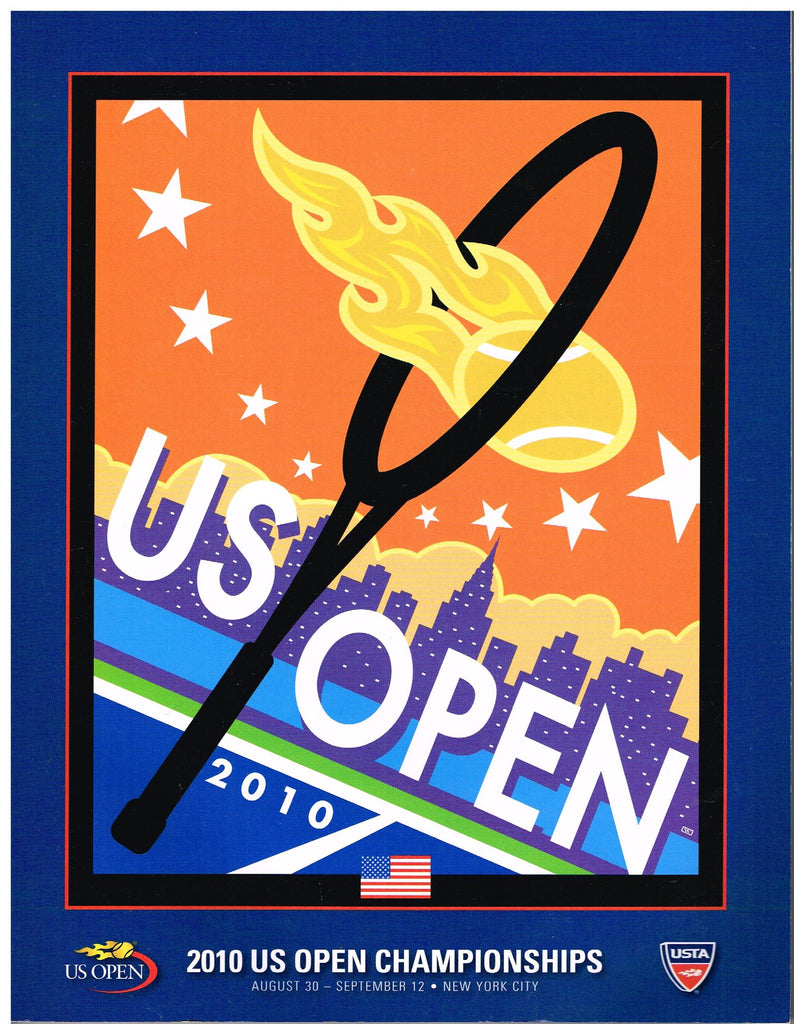 2009 US Open Program