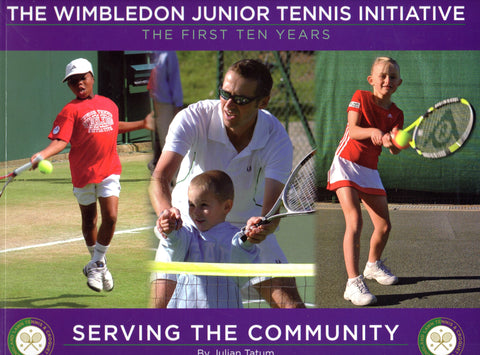Serving the Community - The Wimbledon Junior Tennis Initiative
