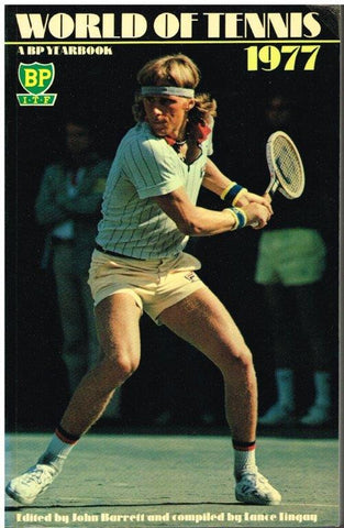 1977 World of Tennis Yearbook