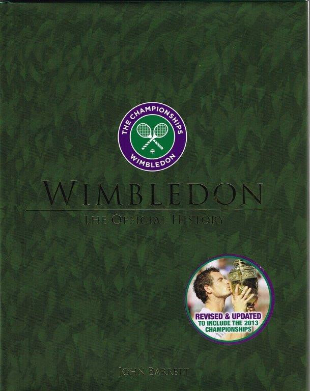 Wimbledon - The Official History - Latest Edition