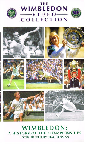 Wimbledon - A History of The Championships