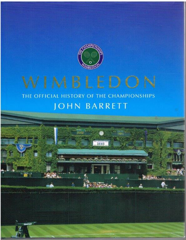 WIMBLEDON  The Official History of The Championships