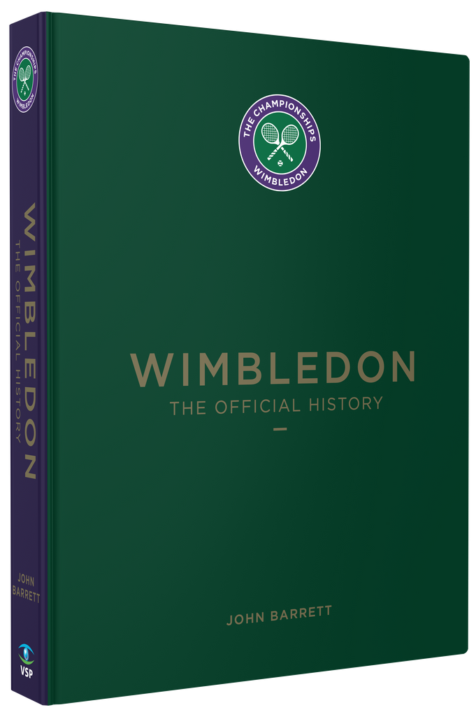 WIMBLEDON - THE OFFICIAL HISTORY New 2020 Edition