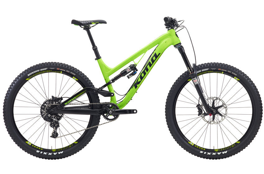 Mountain bikes over £1000