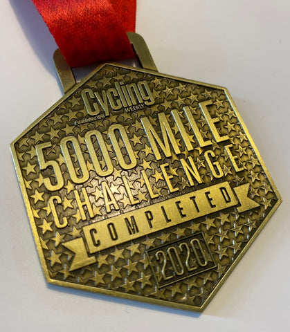 CW5000 / Finishers Medal / PREORDER