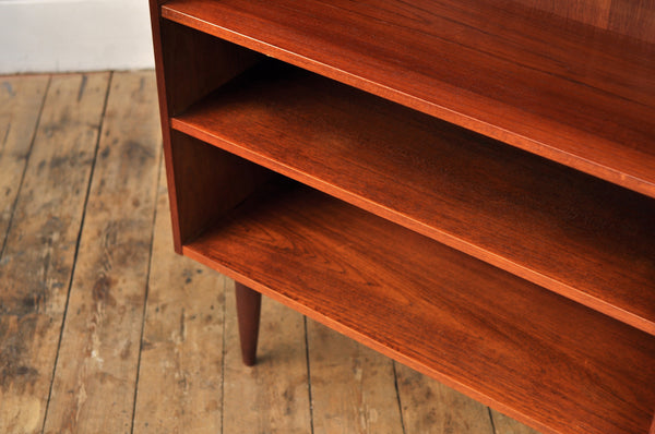 Small Teak Bookcase - Forest London