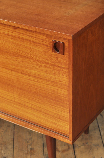 Compact Teak Sideboard - Forest London