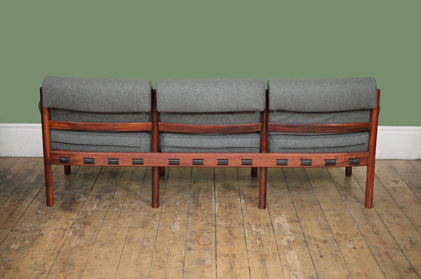 ON HOLD // Arne Norell three-seater sofa