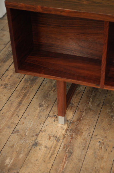 ON SALE // Mid-Century Rosewood Desk - Forest London