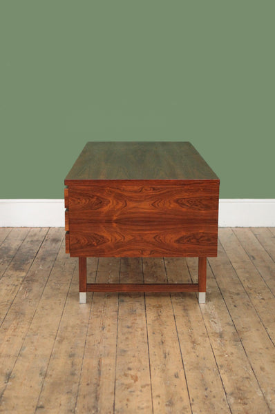 ON SALE // Mid-Century Rosewood Desk