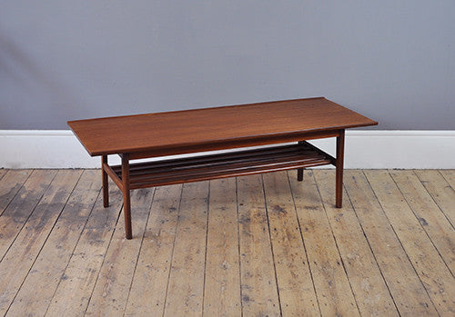 Teak Coffee Table - Forest London