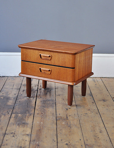 Sweet Bedside Table - Forest London