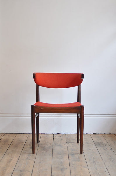 Set of Rosewood Chairs - Forest London
