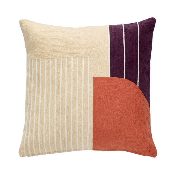 ON SALE // Hübsch Cushion - Square - Forest London