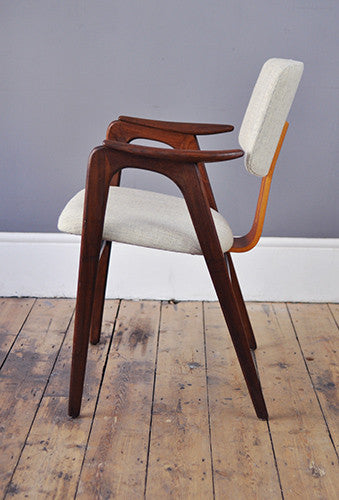 Stunning Cees Braakman Occasional Chair