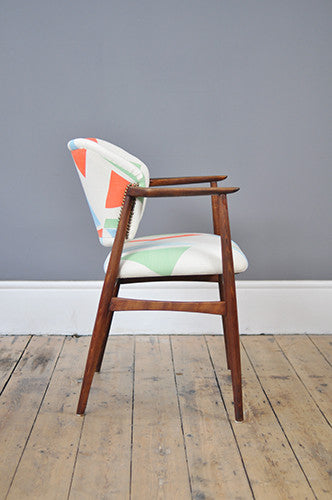 TG X F Dutch Occasional Chair - Forest London