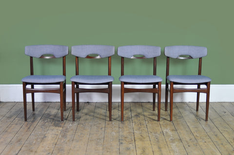 Classic Set of Four Dining Chairs