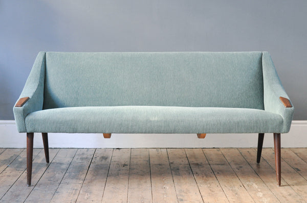 Mid-Century Three Seater Sofa