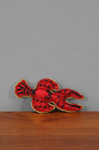Handmade Lobster Ornament