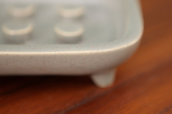 Grey Haapa Soap Dishes - Forest London