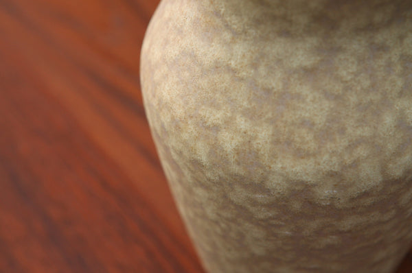 Mottled West German Vase - Forest London