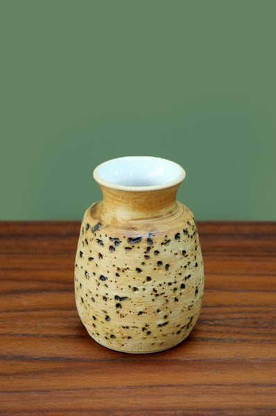 Textured Yellow Vase - Forest London
