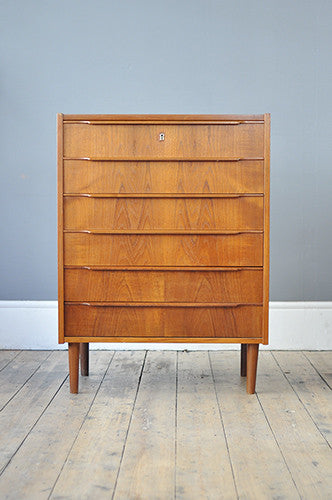 Handsome Danish Chest - Forest London