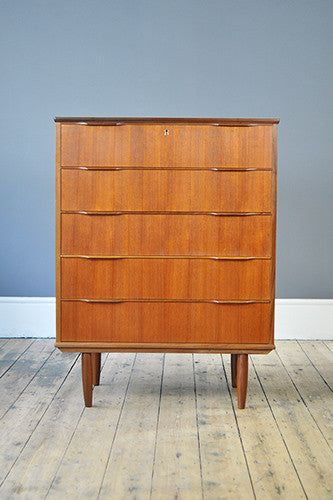 Handsome Chest of Drawers