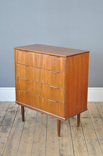 Classic Danish Chest of Drawers