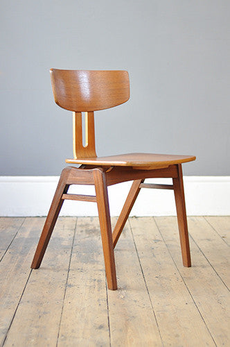 Occasional Chair by Cees Braakman
