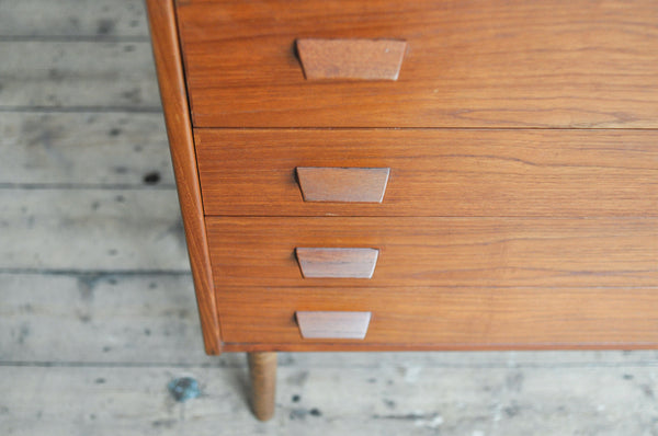 Danish Dressing Table by Poul Volther