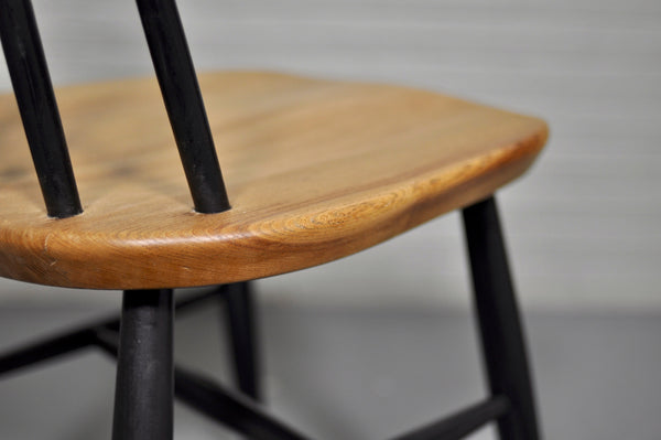 Midcentury Spindle back chair