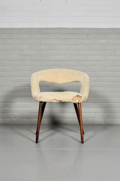 Rare Frode Holm Side Chair