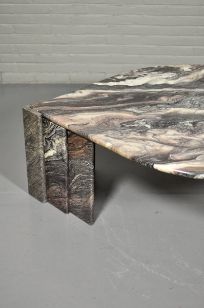 Elegant Marble Coffee Table