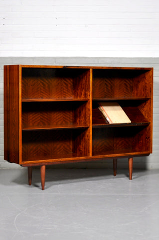 1960s Rosewood Bookcase