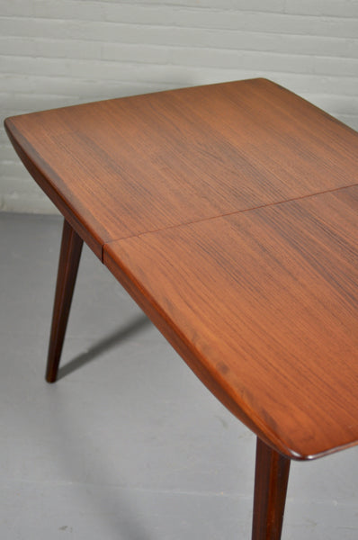 Exceptional Dining Table by Louis van Teeffelen