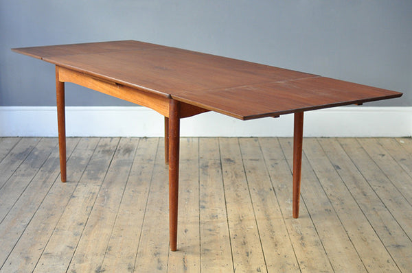 Danish Extendable Dining Table