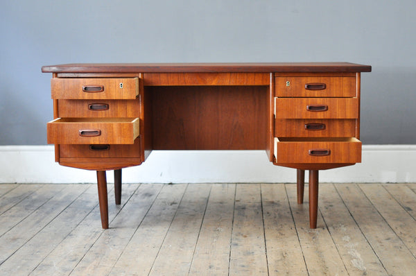Large Danish Desk