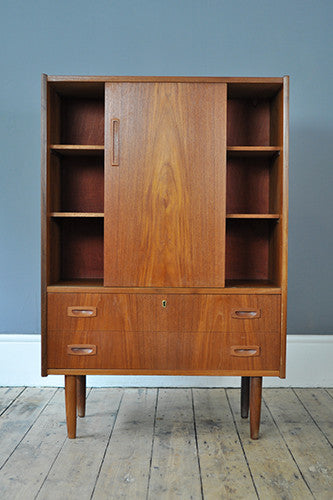 Individual Danish Dining Cabinet - Forest London