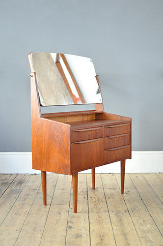 Sweet Danish Dressing Table - Forest London