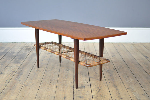 Distinctive Dutch Coffee Table