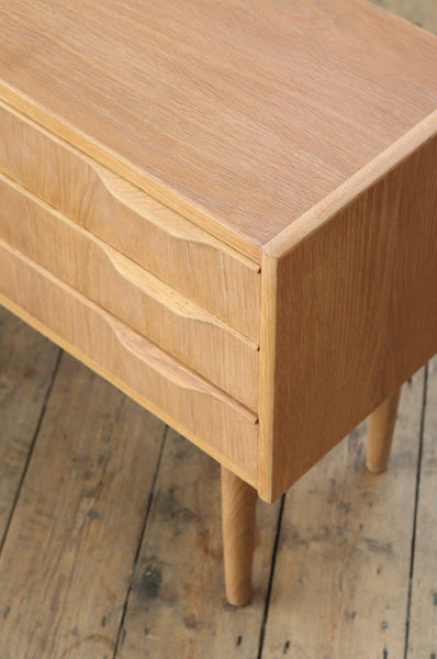 Oak Bedside Table