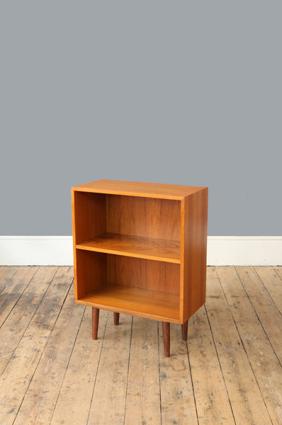 Small Teak Bookcase