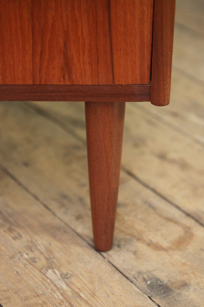 Compact Danish Teak Chest - Forest London