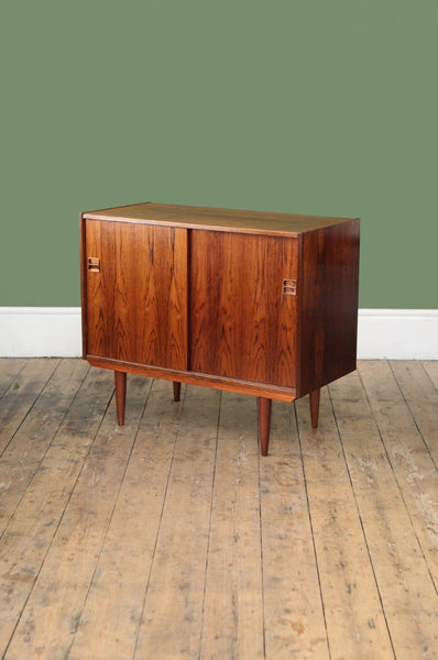 ON HOLD // ON SALE // Danish Rosewood Sideboard