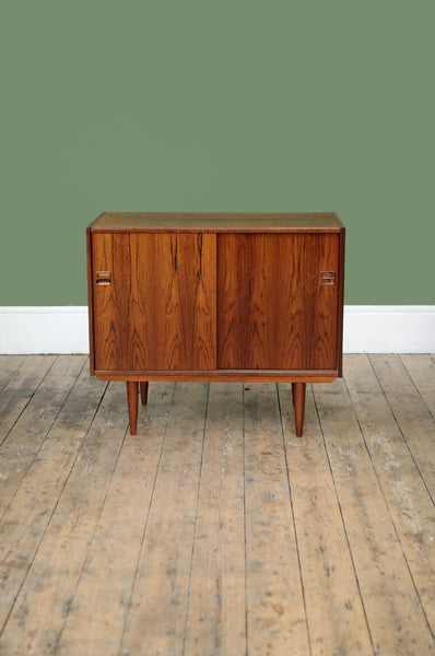 ON HOLD // ON SALE // Danish Rosewood Sideboard - Forest London